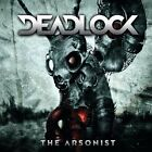 Deadlock - The Arsonist CD 2013 limited digipack melodic death metal Napalm