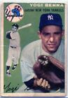 Celebrate the Life of Yogi Berra with His Top Baseball Cards 18