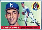 Warren Spahn Cards, Rookie Cards and Autographed Memorabilia Guide 13