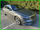 2018 Mercedes Benz S Class S560 4MATIC 2018 S560 4MATIC Used Turbo 4L V8 32V Automatic AWD Sedan Premium