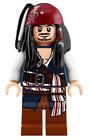 JACK SPARROW MINI FIGURE USA SELLER NIP CAN PLAY WITH LEGO`S