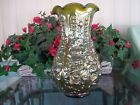 Imperial Glass Large Green Poppy Show Vase