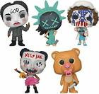 Funko Pop The Purge Vinyl Figures 4