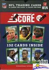 2013 Score Football EXCLUSIVE Factory Sealed Blaster Box-11 Packs+RED HOT ROOKIE
