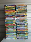 Wholesale Lot Of 70 Kids DVDs USED Includes Disney Nickelodeon ETC