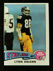 Lynn Swann Cards, Rookie Card and Autographed Memorabilia Guide 17