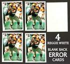 Reggie White Cards, Rookie Cards and Autographed Memorabilia 6