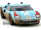SHELBY COLLECTIBLES 118 1966 FORD GT GT40 MKII AFTER RACE VERSION KEN MILES NEW