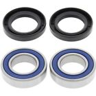 All Balls Racing Front Wheel Bearing Kit Aprilia CAPONORD 1200 F RALLY ABS 2015