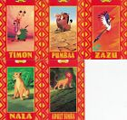 1994 SkyBox Lion King Trading Cards 5