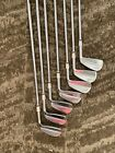 Fujimoto Ft 1 MB IRONS 4 PW With Tour Issue X100