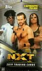 Topps WWE NXT 2019 Hobby Box BRAND NEW SEALED