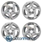Honda Prelude 1997 2001 16 Factory OEM Directional Wheels Rims Set