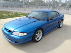 1995 Ford Mustang GTS 1995 Ford Mustang Procharged 5.0L GTS Coupe Cobra GT40 302 Supercharged
