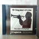 King James & His Big Band - King James Version (CD, Sheffield Lab) 2232