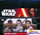 2015 Topps Star Wars the Force Awakens MASSIVE Factory Sealed 24 Pack Retail Box