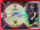 2020 Topps Lionel Messi Champions League Soccer Cards 10