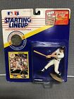 1991 MLB Baseball Starting Lineup, Kevin Maas, New York Yankees