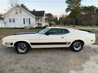 1973 Ford Mustang 1973 Ford Mustang Mach 1
