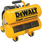 DEWALT 11 HP 4 Gal Oil Lube Hand Carry Air Compressor D55151R Reconditioned