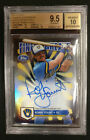 2014 Topps Finest Greats Black AUTO BGS 9.5 Graded #FGA-RY Robin Yount 97 99