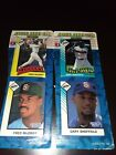Starting Lineup Gary Sheffield & Fred McGriff 1993 Kenner san diego padres cards