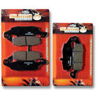 Kawasaki F+R Brake Pads VN 1500 VN 1600 VN 1700 Nomad Classic Tourer Vaquero