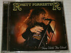 Rhett Forrester Gone With Wind Rare Out Of Print 2001 Cd Ex Riot Singer