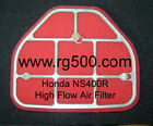 HONDA NS400 NS400R STOCK REPLACEMENT AIR FILTER (NEW)