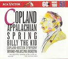 Various - Copland: Billy the Kid / Appalachian Spring (RC ** Free Shipping**
