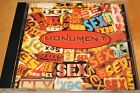 MONUMENT Sex CD Melodic Hard Rock INDIE Sleaze SILENT KNIGHT Mr. Lucky MEGA RARE