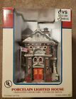 New in Box - Lemax Village Fire Department - 2003