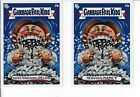 2016 Topps Garbage Pail Kids Rock & Roll Hall of Lame Cards 11