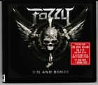 Sin And Bones by Fozzy CD Limited Edition 2012 Import Digipack Century Media