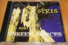 SYRIS Unseen Forces CD Power Metal INDIE Anvil Chorus ZOSER MEZ Blind Illusion