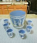 6 Shot Glasses Good Cond