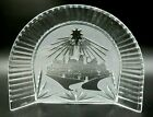 WATERFORD CRYSTAL CHRISTMAS NATIVITY BACKDROP OR CRECHE SCENE