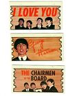 1964 Topps Beatles Plaks Trading Cards 7