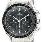 Polished OMEGA Speedmaster Professional Sapphire Back Watch 3572.50 BF506449