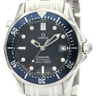 Polished OMEGA Seamaster Professional 300M Steel Mid Size Watch 2561.80 BF509185