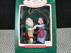 HALLMARK ORNAMENT 1988 MR. & MRS. CLAUS 3rd. EDITION----SHALL WE DANCE----DATED
