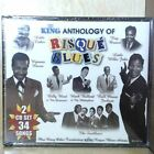 Anthology of Risqué Blues (CD, 2 Discs, 2001, King) Shrink-Wrapped 3188