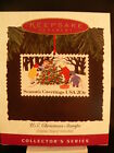 HALLMARK ORNAMENT 1994 U.S. CHRISTMAS STAMP 2nd. EDITION-----DATED