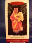 HALLMARK ORNAMENT 1995 A CELEBRATION OF ANGELS 1st. EDITION-----DATED