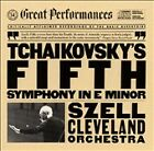 GEORGE SZELL - Tchaikovsky: Symphony No. 5 In E Minor, Op. 64 CLEVELAND ORCH CD