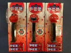 PEZ * Red Nose Day * Set of 3 * New * Rare * from 2014 * Comic Relief * England
