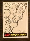 Top 10 2012 Topps Mars Attacks Sketch Card Sales 12