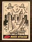 Top 10 2012 Topps Mars Attacks Sketch Card Sales 19