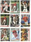 x27 Different MIKE TROUT 2013 2020 Premium card lot set Topps Holiday Bowman hot