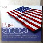 Various Artists - Pure America (CD, 4 Discs, 2011, Sony) 3505
